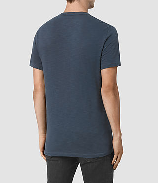 Herren Soul Crew T-Shirt (Workers Blue) - product_image_alt_text_3