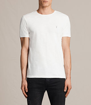 Men's Soul Crew T-Shirt (Chalk White) -