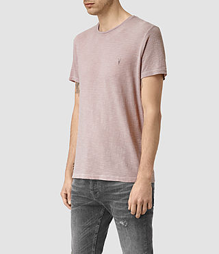 Men's Soul Crew T-Shirt (Vntg Sphinx Pink) - product_image_alt_text_2