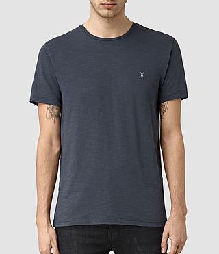 Mens Soul Crew T-Shirt (VINTAGE OCEAN BLUE)