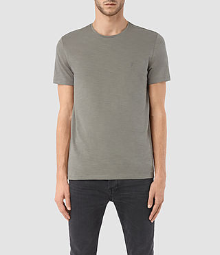 Men's Soul Crew T-Shirt (QUARRY GREY)