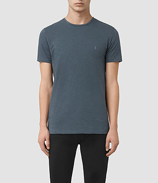 Men's Soul Crew T-Shirt (LEAD BLUE)