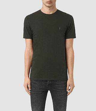 Men's Soul Crew T-Shirt (Shadow Green)