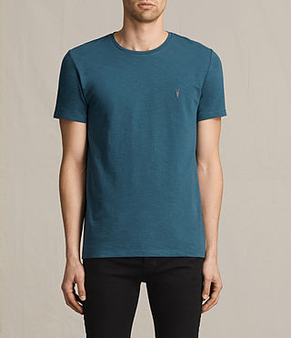 Mens Soul Crew T-Shirt (UNIFORM BLUE)
