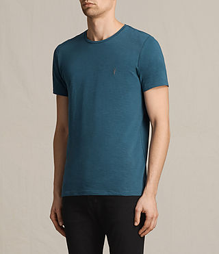 Mens Soul Crew T-Shirt (UNIFORM BLUE) - product_image_alt_text_3