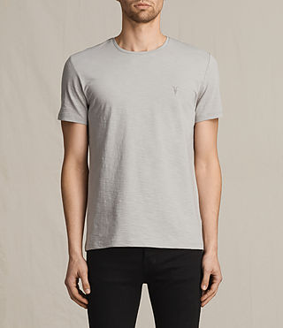 Men's Soul Crew T-Shirt (STONE GREEN)