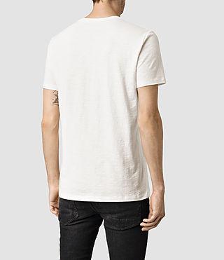 Mens Soul Crew T-Shirt (Chalk) - product_image_alt_text_3
