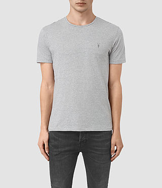 Men's Bali Tonic Crew T-Shirt (Ash Grey) -