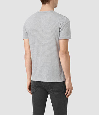 Men's Bali Tonic Crew T-Shirt (Ash Grey) - product_image_alt_text_3