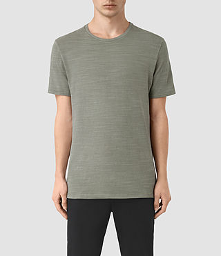Herren Orsman Crew T-Shirt (Putty Brown)