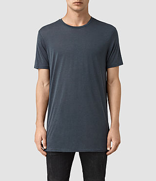 Uomo Tower Crew T-Shirt (Workers Blue)