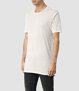 Men's Tower Crew T-Shirt (Chalk) - product_image_alt_text_2