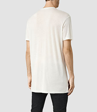 Men's Tower Crew T-Shirt (Chalk) - product_image_alt_text_3