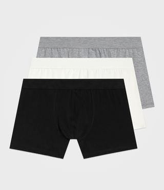 Mens 3 Pack Morrall Boxers (Multi)
