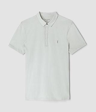Herren Brace Polo Shirt (MIRAGE BLUE) - product_image_alt_text_4