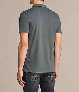Uomo Polo Brace (FLINT GREEN) - Image 4