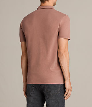 Uomo Polo Brace (TREACLE RED) - Image 4