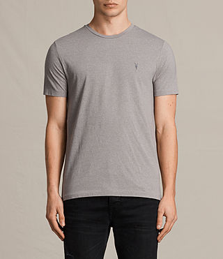 Hombre Camiseta Tonic Cean (Putty Brown) - product_image_alt_text_1