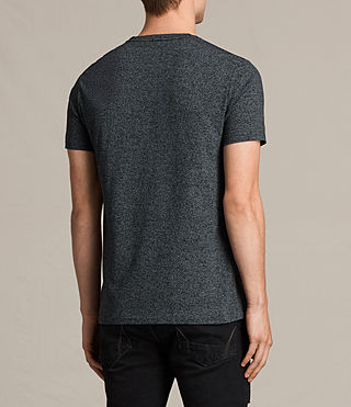 Herren Tonic Cean Crew T-Shirt (Jet Black) - product_image_alt_text_4