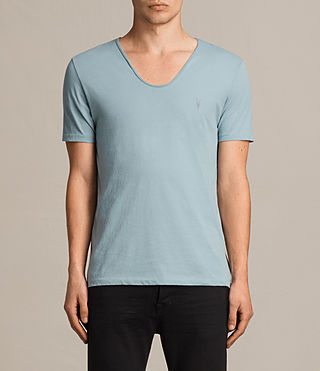 Herren Tonic Scoop T-Shirt (NORDIC BLUE) - Image 1
