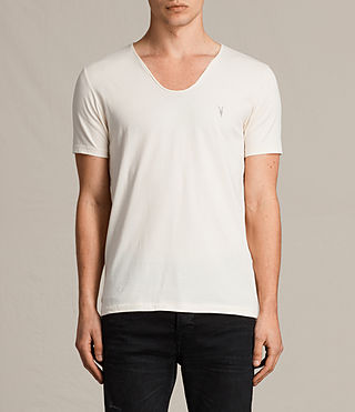 Herren Tonic Scoop T-Shirt (PRIMROSE YELLOW) -