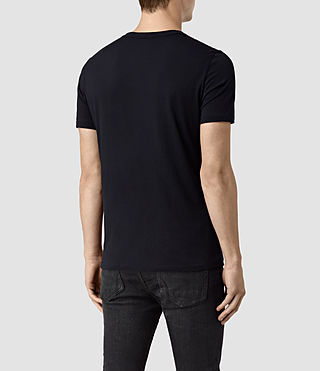 Men's Tonic Crew T-Shirt (Ink) - product_image_alt_text_4