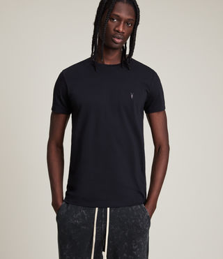 Uomo Tonic Crew T-Shirt (INK NAVY) -