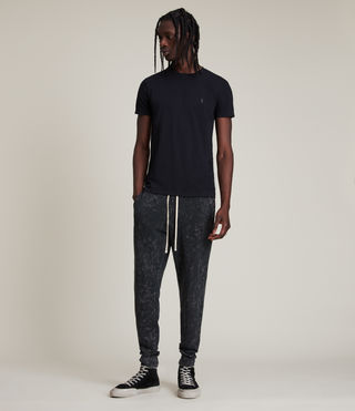 Herren Tonic Ss Crew (INK NAVY) - product_image_alt_text_3