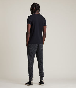 Mens Tonic Crew T-Shirt (INK NAVY) - product_image_alt_text_4