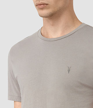 Men's Tonic Crew T-Shirt (LUNAR GREY) - product_image_alt_text_2