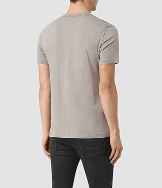 Men's Tonic Crew T-Shirt (LUNAR GREY) - product_image_alt_text_4