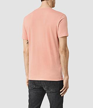 Uomo Tonic Crew T-Shirt (ROSETTE PINK) - product_image_alt_text_3