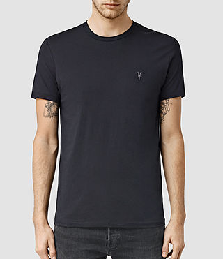 Mens Tonic Crew T-Shirt (INKNAVY) - product_image_alt_text_1