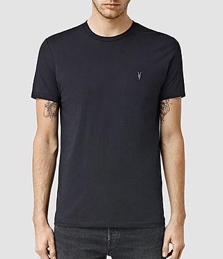 Hombres Tonic Crew T-Shirt (INKNAVY) -