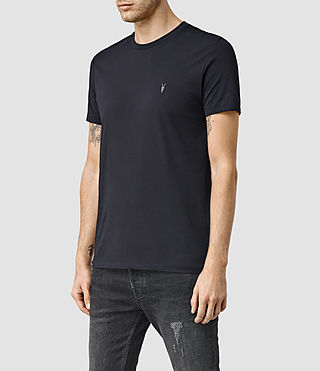 Hombres Tonic Crew T-Shirt (INKNAVY) - product_image_alt_text_2