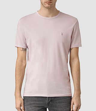 Mens Tonic Crew T-Shirt (Lilac Marble) - product_image_alt_text_1