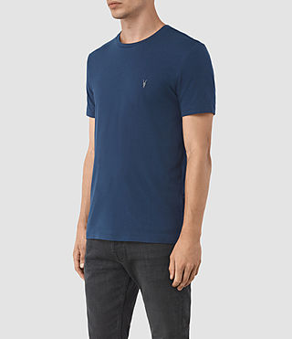 Mens Tonic Crew T-Shirt (BALTIC BLUE) - product_image_alt_text_2