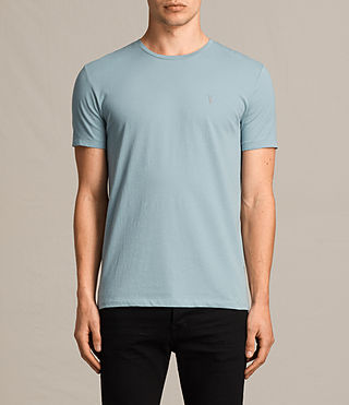 Mens Tonic Crew T-Shirt (NORDIC BLUE) - product_image_alt_text_1