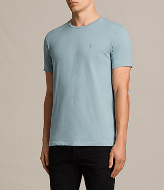 Men's Tonic Crew T-Shirt (NORDIC BLUE) - product_image_alt_text_3