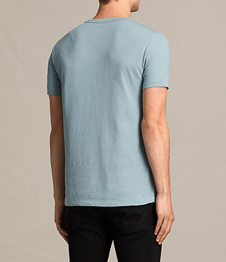 Men's Tonic Crew T-Shirt (NORDIC BLUE) - product_image_alt_text_4