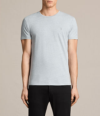 Mens Tonic Crew T-Shirt (STORM BLUE MARL)
