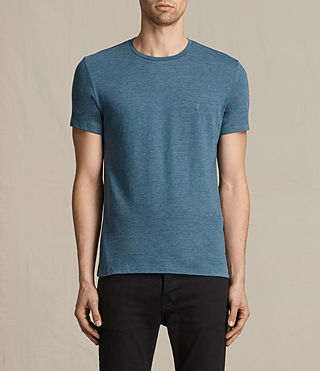 Men's Tonic Crew T-Shirt (MONTANA BLUE MARL)