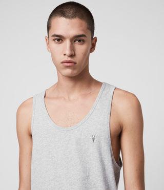 Men's Tonic Vest (Grey Marl) - product_image_alt_text_2