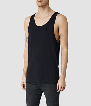 Mens Tonic Tank (Ink) - product_image_alt_text_2