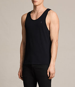 Uomo Tonic Vest (INK NAVY) - product_image_alt_text_3