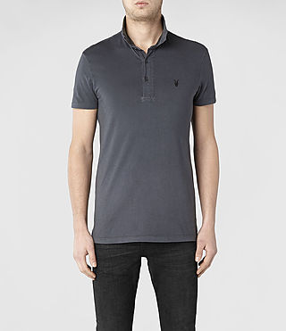 Men's Bramford Polo (Washed Ink)