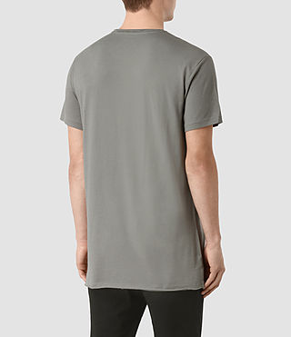 Hommes T-shirt Perrin (Putty Brown) - product_image_alt_text_3
