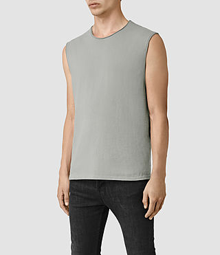 Mens Mehson Crew T-Shirt (Putty) - product_image_alt_text_2