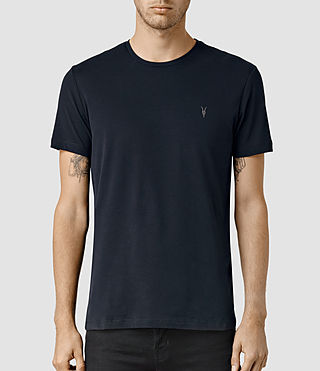 Men's Brace Tonic Crew T-Shirt (Ink) -