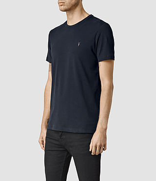 Men's Brace Tonic Crew T-Shirt (Ink) - product_image_alt_text_2